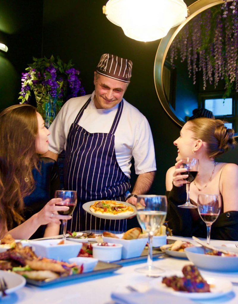 Harleston Norwich Restaurant Chef
