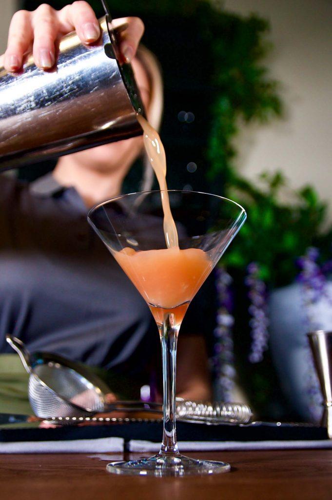 Harleston Norwich Hotel Cocktail